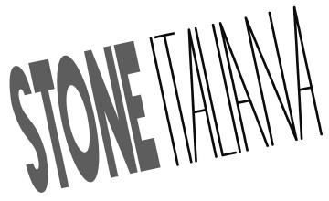 Logotipo de Stone Italiana